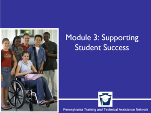 Enhancing Family Engagement Module 3: Supporting Student Success