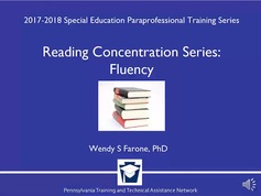 Reading Concentration Series: Fluency