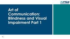 VI Art of Communication, Part 1