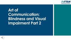 VI Art of Communication, Part 2